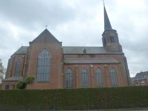 De kerk in al haar pracht, praal en magistraliteit. Geniet ervan, nu het nog kan!
