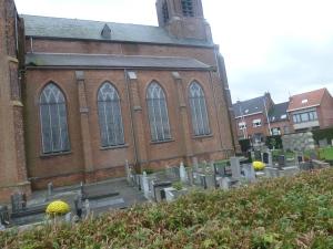 Op het fotograferen van kerkhoven die niet mogen betreed worden, staan vooralsnog geen GAS-boetes.