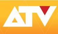 De eerst A omdraaien en je hebt een V. Het nieuwe logo van VTV, het vroegere ATV.
