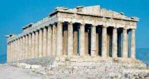 Het was een publiek geheim dat Griekse goden al langer ongelukkig waren over gaten in de muren van hun buitenverblijf.